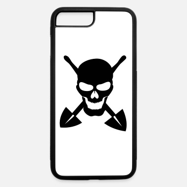 Grave Grave digger - iPhone 7 & 8 Plus Case