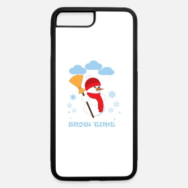 Time Snow time - iPhone 7 & 8 Plus Case