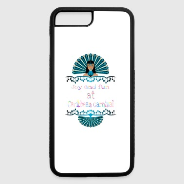 Caribbean carnival - iPhone 7 Plus/8 Plus Rubber Case