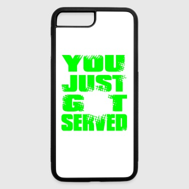SERVED Volley Ball - iPhone 7 Plus/8 Plus Rubber Case