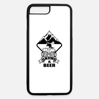 Ski Resort Ski Skiing Skier Ski club Ski holidays - iPhone 7 Plus/8 Plus Rubber Case