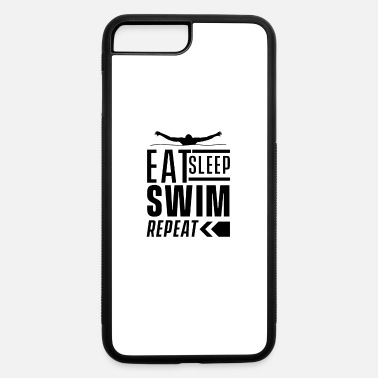 Swimmer Swimmer Swimmer Swimmer Swimmer - iPhone 7 & 8 Plus Case