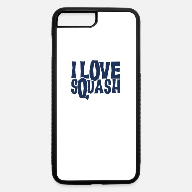 Squash Player Squash Player - iPhone 7 & 8 Plus Case