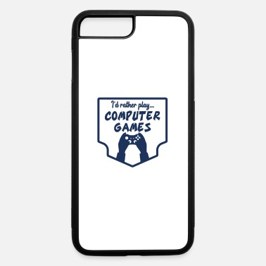 Pc PC Gamer PC Gamer PC Gamer PC Gamer - iPhone 7 & 8 Plus Case