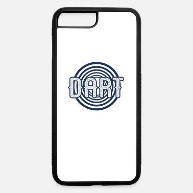 Dart Dart Dart Dart Dart - iPhone 7 & 8 Plus Case