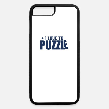 Puzzle Puzzling - iPhone 7 & 8 Plus Case