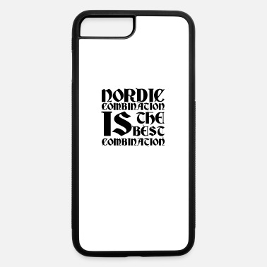 Nordic Nordic Combined - iPhone 7 & 8 Plus Case