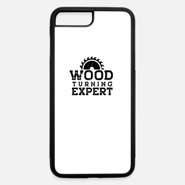 Turn Woodturning Turn Timber Wood Turning - iPhone 7 & 8 Plus Case