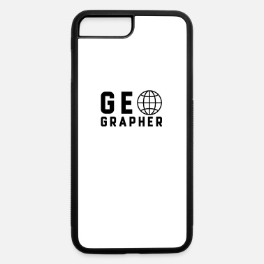 Geographic Team Geographers Geo Geographer Geography - iPhone 7 & 8 Plus Case