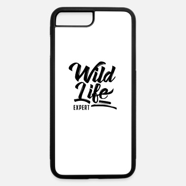 Wildlife Tourist Crew Wildlife Tourist Tourism Wilderness Wild Life Team - iPhone 7 & 8 Plus Case