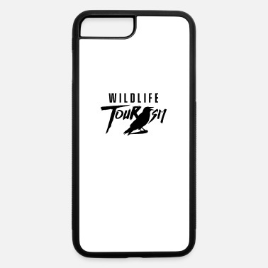Wildlife Tourist Crew Tourism Wild Life Team Wilderness Wildlife Tourist - iPhone 7 & 8 Plus Case