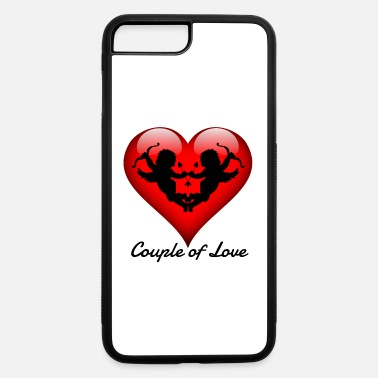 Cupid Cupid Couples Love Heart For Mugs Aprons Gifts - iPhone 7 & 8 Plus Case