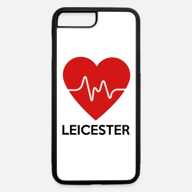 Leicester Heart Leicester - iPhone 7 & 8 Plus Case
