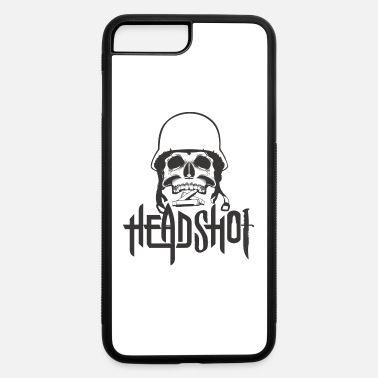 Shot head shot - iPhone 7 Plus/8 Plus Rubber Case