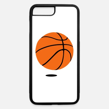 B Ball basketball - b ball - basket ball - iPhone 7 & 8 Plus Case