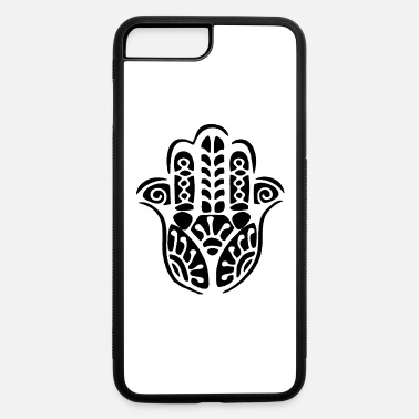 Abstract Moroccan Henna Tatto - iPhone 7 & 8 Plus Case