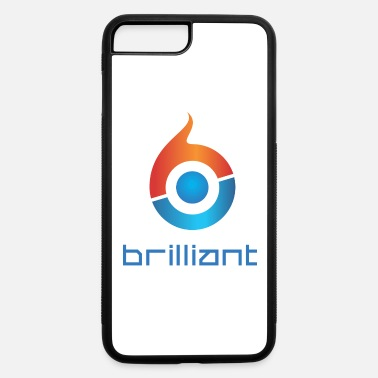 Brilliant Brilliant - iPhone 7 Plus/8 Plus Rubber Case