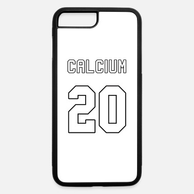 Periodic Table Periodic Table - iPhone 7 Plus/8 Plus Rubber Case