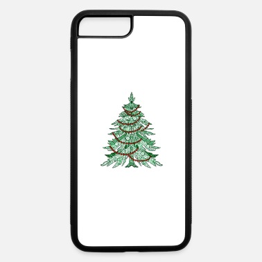 Christmas Tree 3 - iPhone 7 Plus/8 Plus Rubber Case