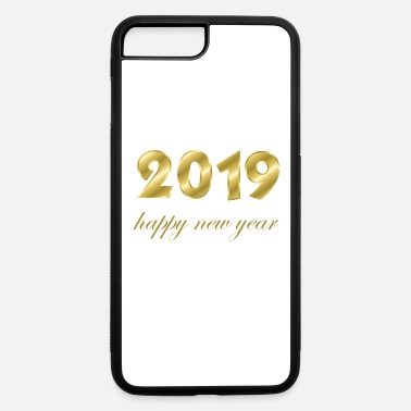 Production Year happy new year 2019 products - iPhone 7 & 8 Plus Case