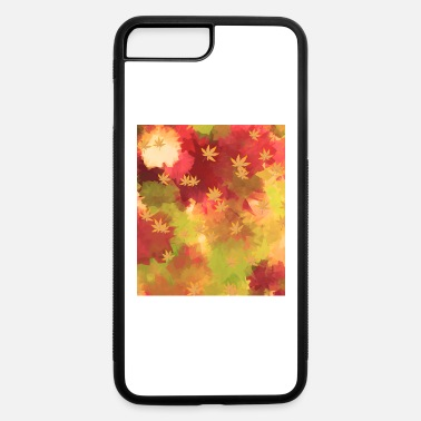 Autumn Autumn leaves - water color autum - iPhone 7 & 8 Plus Case