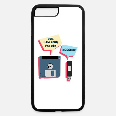 Humor Funny Computer Humor - USB I am your Father - iPhone 7 & 8 Plus Case