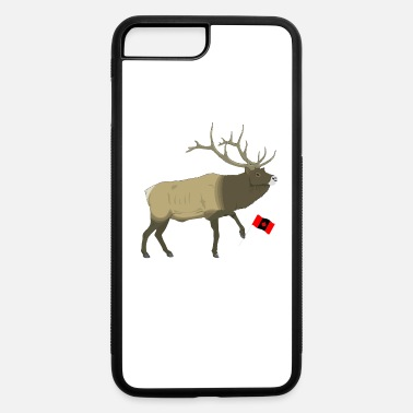 150 Years Canadian Flag product 150 Years, Eh? Elk Animal - iPhone 7 & 8 Plus Case