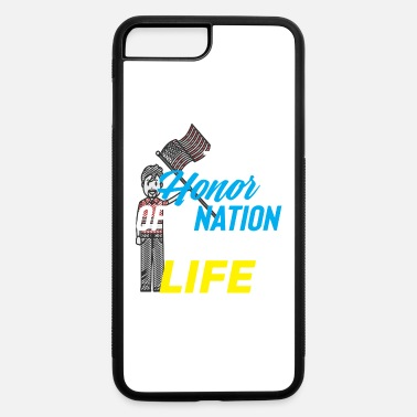 National NATION HONOR - iPhone 7 & 8 Plus Case