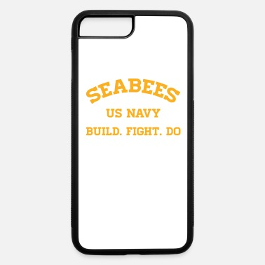 Navy Seabee Navy Seabees Gift US Navy Construction Battalion - iPhone 7 & 8 Plus Case