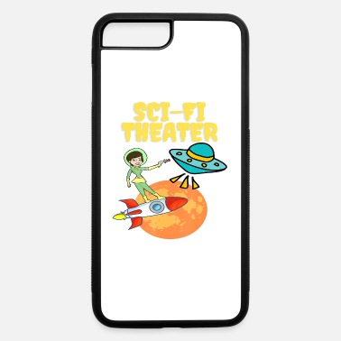 Sci-fi Retro Sci fi 1950s 1960s Sci fi - iPhone 7 & 8 Plus Case