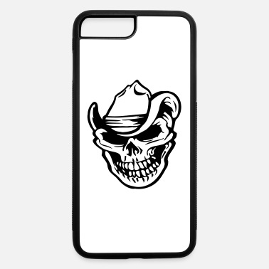 cowboy skull - iPhone 7 & 8 Plus Case