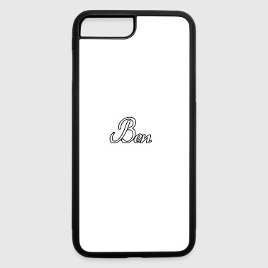 Team Ben - iPhone 7 Plus/8 Plus Rubber Case