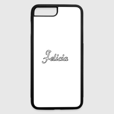 Team Felicia - iPhone 7 Plus/8 Plus Rubber Case