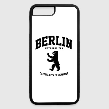 Charlie BERLIN BEAR  GERMANY - iPhone 7 Plus/8 Plus Rubber Case