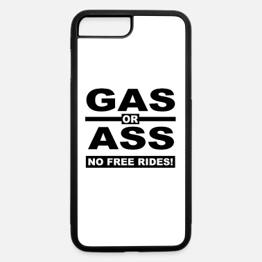 Ass Gas Mask Gas Or Ass - iPhone 7 & 8 Plus Case