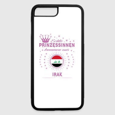 Prinzessinnen kommen aus IRAK - iPhone 7 Plus/8 Plus Rubber Case