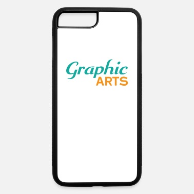 Graphic Art Graphic Arts - iPhone 7 Plus/8 Plus Rubber Case