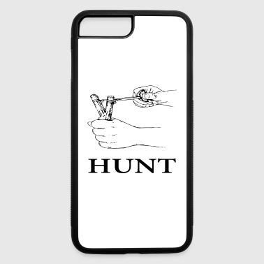 Slingshot Hunt - iPhone 7 Plus/8 Plus Rubber Case