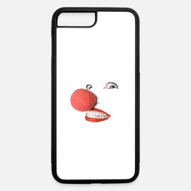 Nose Red nose, clown - iPhone 7 & 8 Plus Case