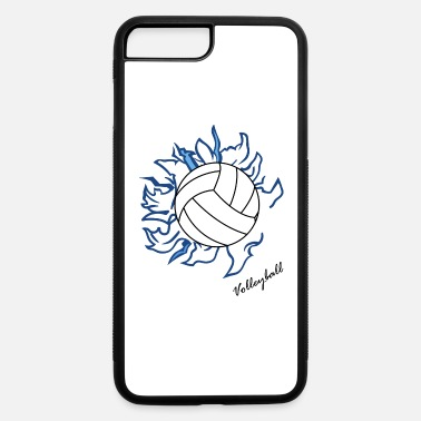 Volley Volley ball - iPhone 7 Plus/8 Plus Rubber Case