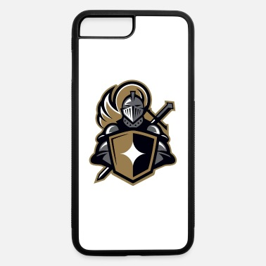 Iron Metal The iron knight - iPhone 7 Plus/8 Plus Rubber Case