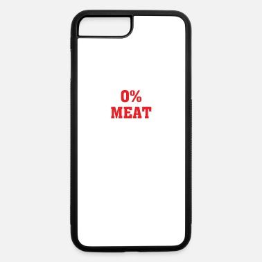 Muscle Meat 0 Meat 100 Muscle Vegan Muscle Cute Shirt - iPhone 7 & 8 Plus Case