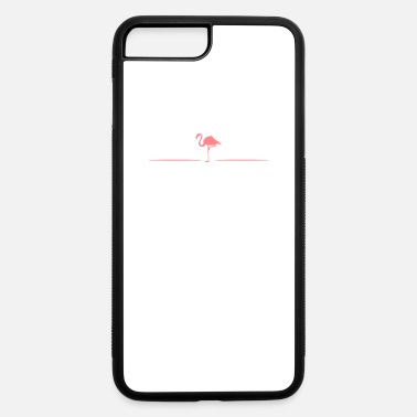 Put Dont Make Me Put My Foot Down Flamingo - iPhone 7 & 8 Plus Case