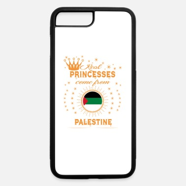 Palestina love princesses come from PALESTINE PALESTINA - iPhone 7 Plus/8 Plus Rubber Case
