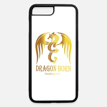 Arms Dragon Dragon Born Logo Style 1 Gold - iPhone 7 & 8 Plus Case