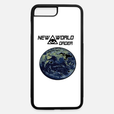 New World Order new world order - iPhone 7 & 8 Plus Case