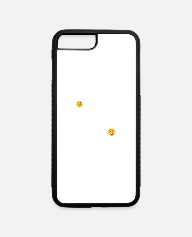 Lost iPhone Cases - I lost an Electron ! Are you positive ? Physician - iPhone 7 & 8 Plus Case white/black