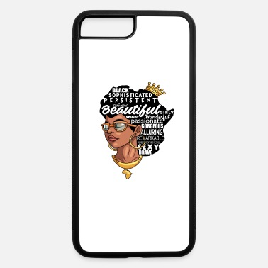 African Beautiful in my African DNA - iPhone 7 & 8 Plus Case