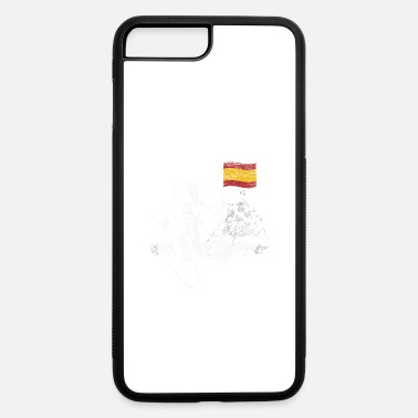 Spanish Spanish Flag - iPhone 7 & 8 Plus Case