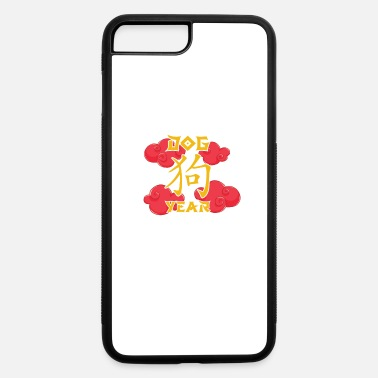 Chinese Chinese Zodiacs gift for Chinese - iPhone 7 Plus/8 Plus Rubber Case
